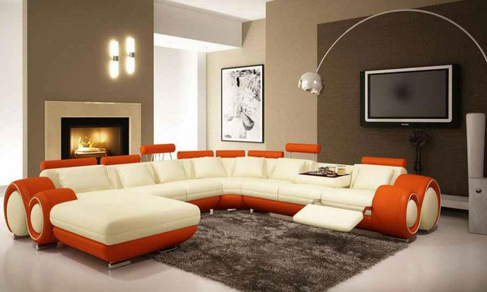 contoh desain ruang tamu minimalis 5