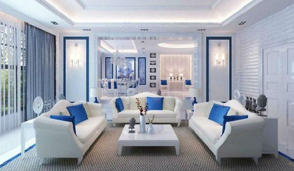 contoh interior rumah minimalis 1