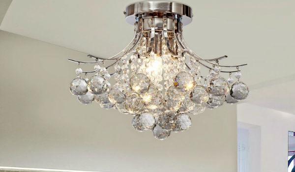 lampu ruang keluarga