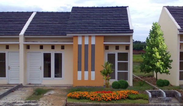 contoh eksterior rumah minimalis 3