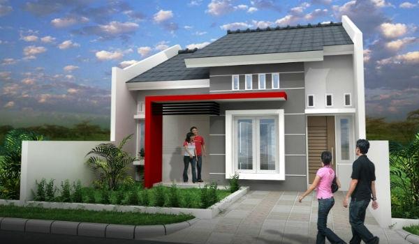contoh eksterior rumah minimalis 5