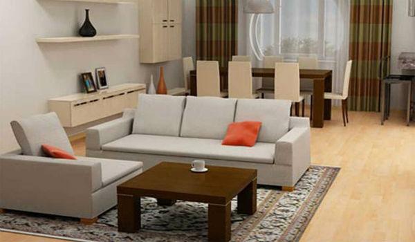 menata ruang tamu sempit itu mudah berikut caranya